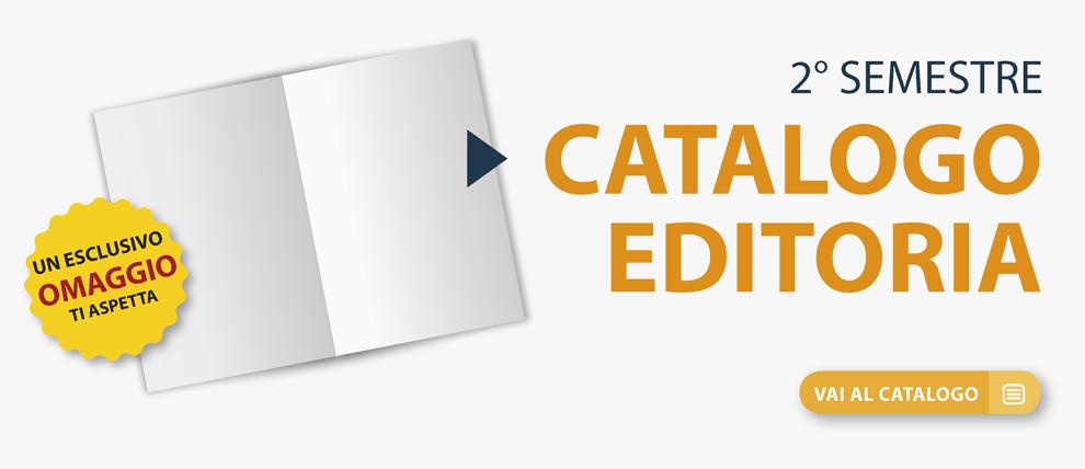 Catalogo Editoria Secondo Semestre 2019
