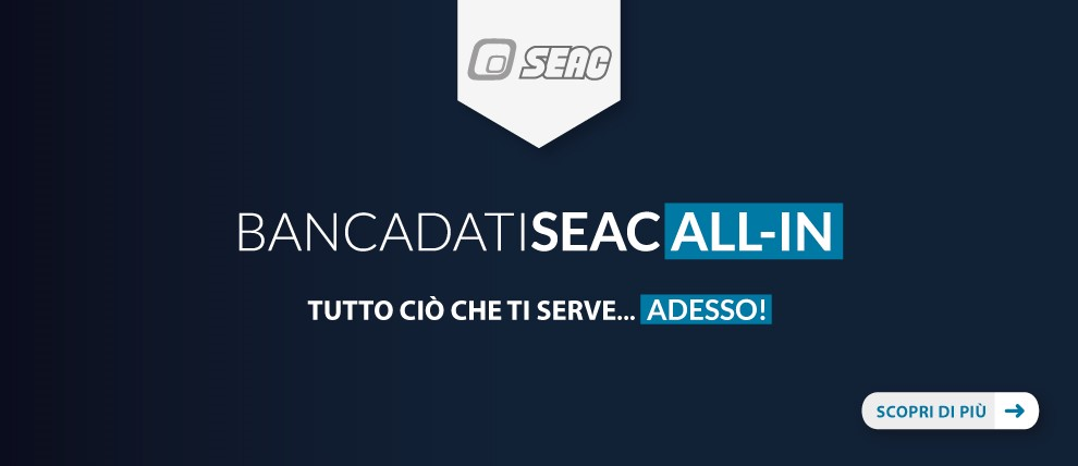 Nuova Banca Dati Seac ALL-IN